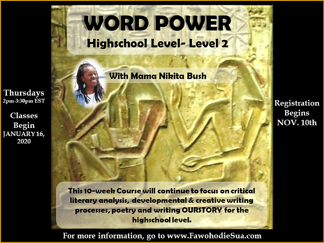 WORD POWER LV 2 HIGHSCHOOL WINTER 2020 F