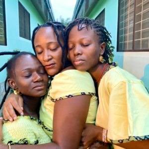 A Beautiful Bond Between Diasporan & Continental Sisters