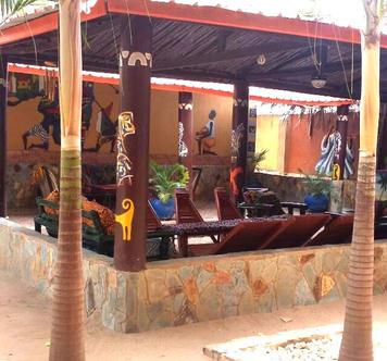 Palace Afrika Guest Lodge