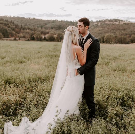 Hannah & Austin Wedding