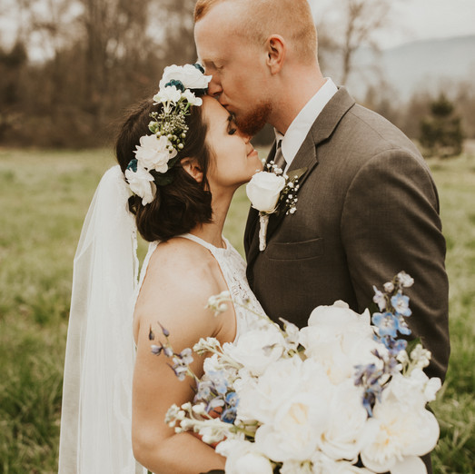 Jessa & Justin // Ashland, OR Wedding