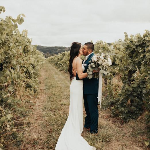 Melrose, OR Wedding