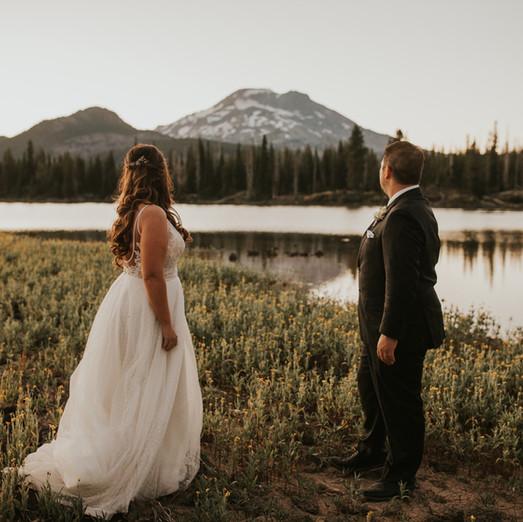 Central Oregon Micro Wedding
