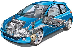ремонт французских и корейских автомобилей