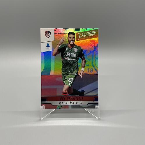 2019-2020 Panini Chronicles Prestige Soccer - Luca Ceppitelli #217