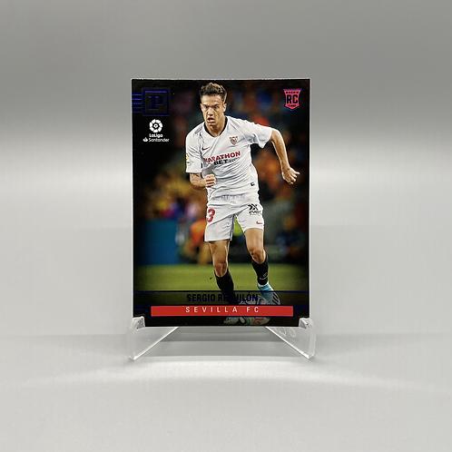 2019-2020 Panini Chronicles Soccer - Sergio Reguilón #384