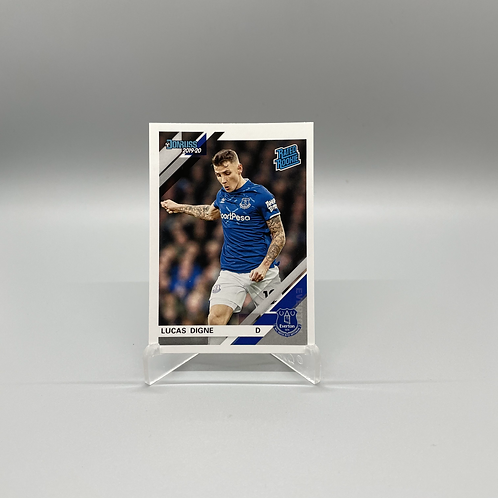 2019 - 2020 Donruss Rated Rookie - Lucas Digne #74