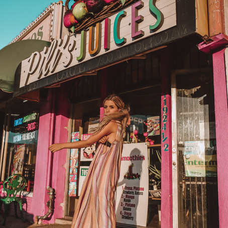 FINLAY x FREE PEOPLE ☾ WEST L.A. FOR A DAY