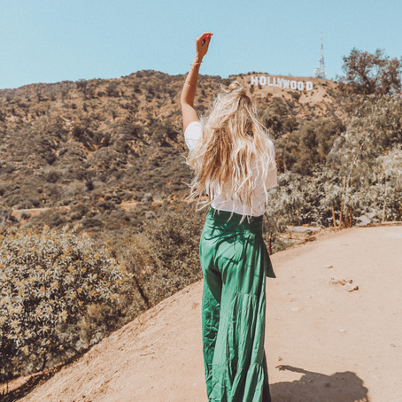 FINLAY x FREE PEOPLE ☾ IN HOLLYWOOD