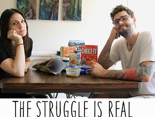REAL TALK : GETTING KYLE TO EAT HEALTHY
