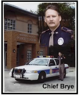 Gary M. Brye | Chief of Police, Memorial Villages Police Department (ret.)