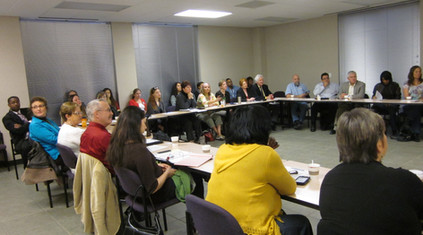 ROSC Meeting | Featuring Guest, Ed Gonzalez (2012)