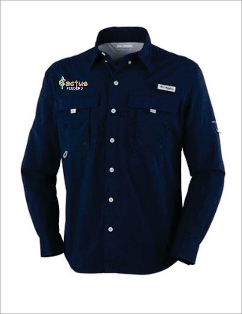 Columbia Bahama II Long Sleeve Fishing Shirt 101162