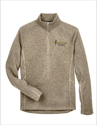 Unisex Devon and Jones Bristol Sweater Fleece 1/4 Zip DG792