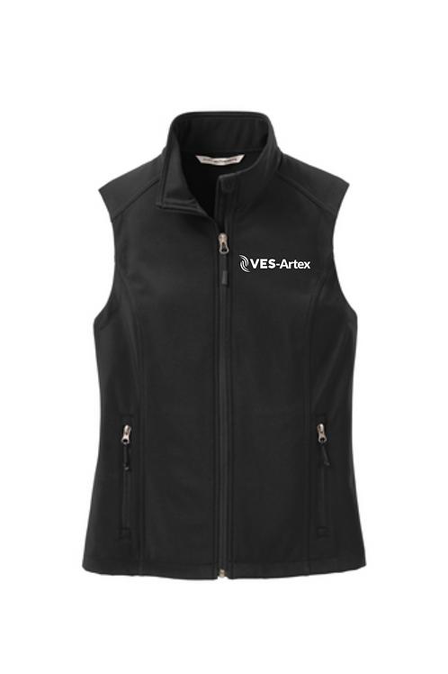 Ladies Port Authority L325 Core Soft Shell Vest