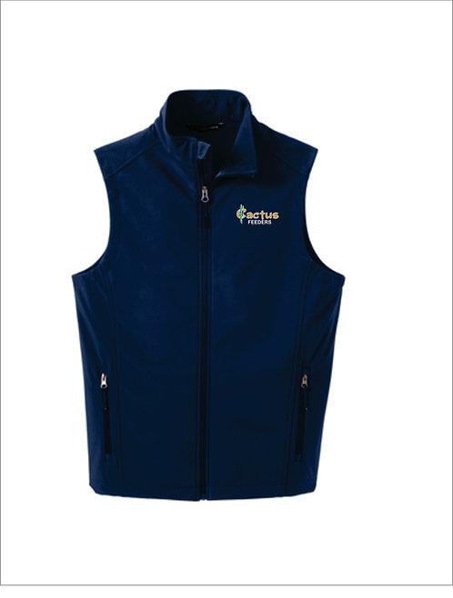 Men's Port Authority Core Soft Shell Vest J325
