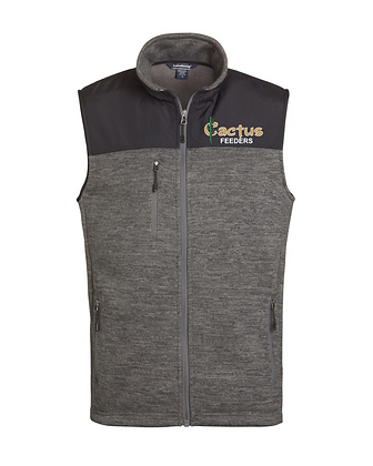 MEN/WOMEN'S LANDWAY CAPITAN SWEATER VEST