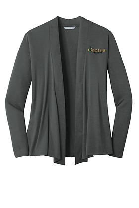 Ladies Concept Knit Cardigan