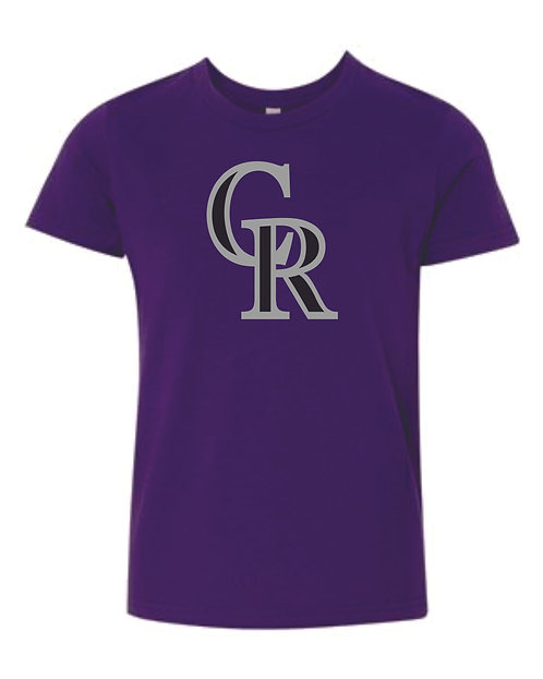 Roughriders Bella Canvas Short Sleeve