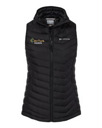 Ladies Columbia Powder Lite Vest 175741