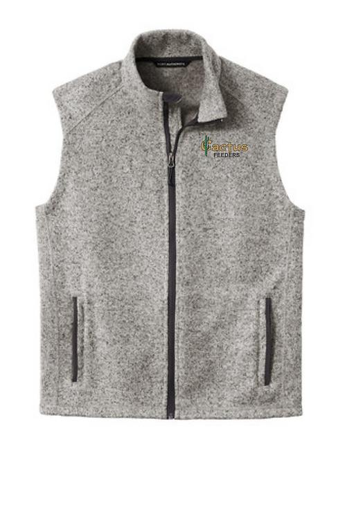 Port Authority F236 Sweater Vest