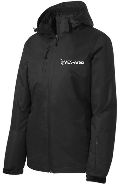 Ladies Port Authority Vortex Waterproof 3-in1 Jacket L332