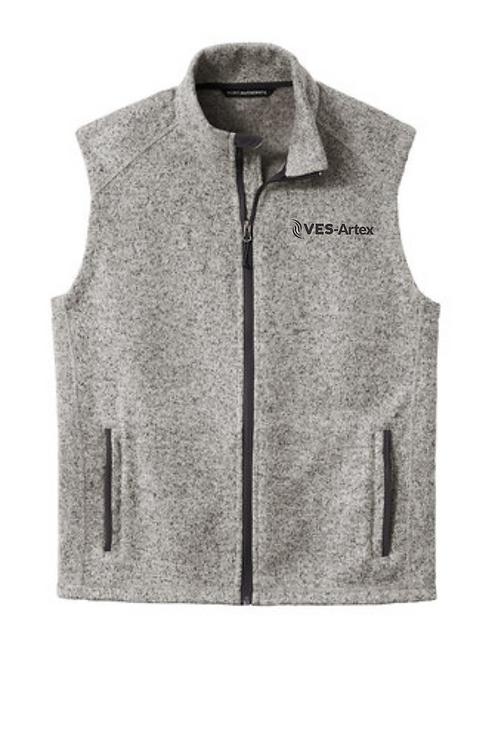 Men's Port Authority F236 Sweater Vest