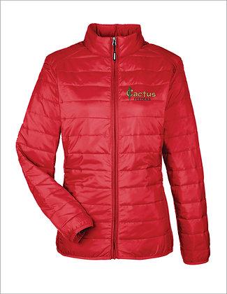 Women's Ash City Prevail Packable Puffer Jacket CE700W