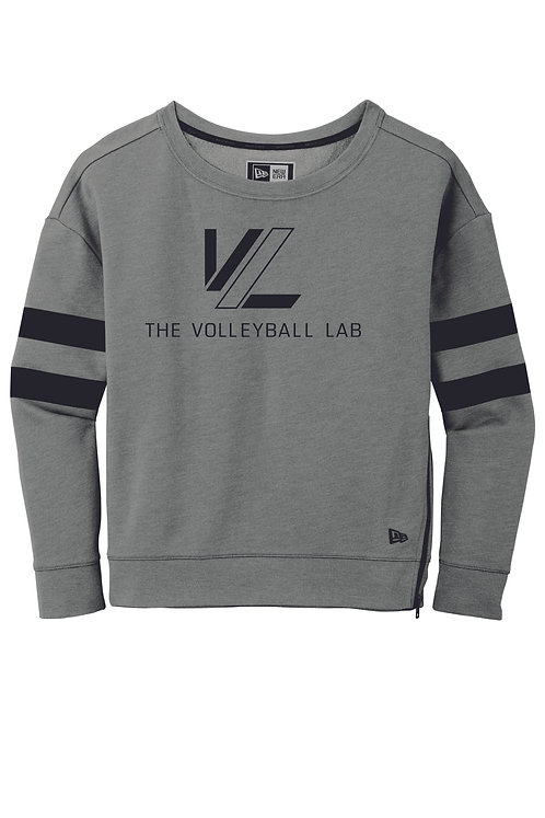 Ladies Triblend Varsity Crew