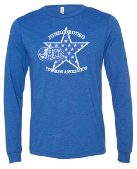 Long Sleeve JRCA T-Shirt