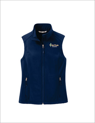 Women's Port Authority Core Soft Shell Vest L325