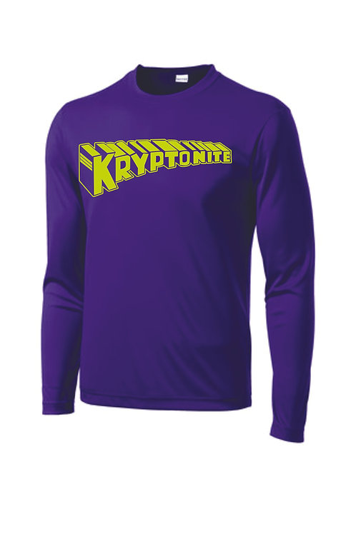 Personalized Dri Fit Long Sleeve