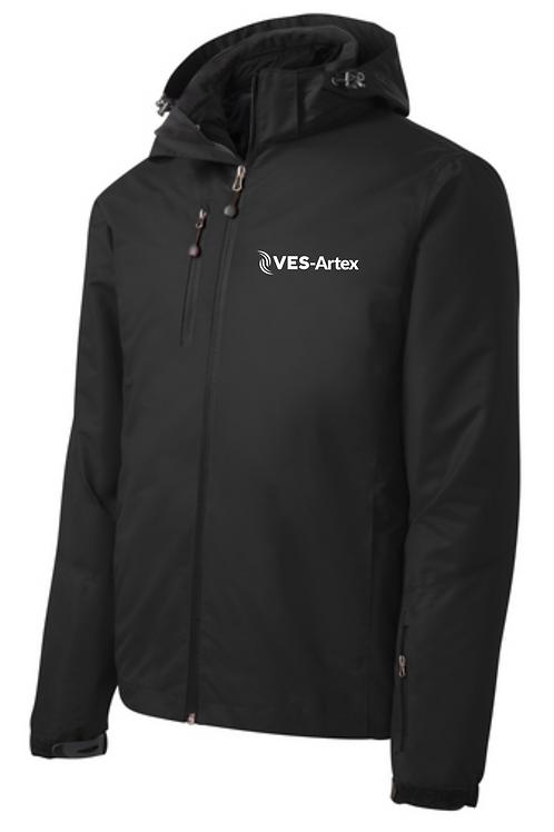 Men's Port Authority Vortex Waterproof 3-in1 Jacket J332