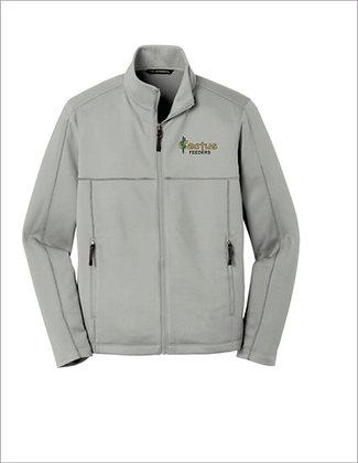 Men's Port Authority Collective Smooth Fleece Jacket F904
