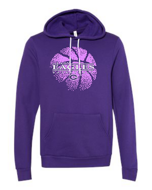 Personalized Lady Eagles Hoodie