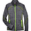 Thumbnail: Ladies North End Flux Melange Bond Fleece Jacket 78697