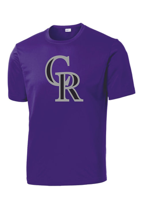 Personalized Roughriders Short Sleeve Dri Fit Shirt