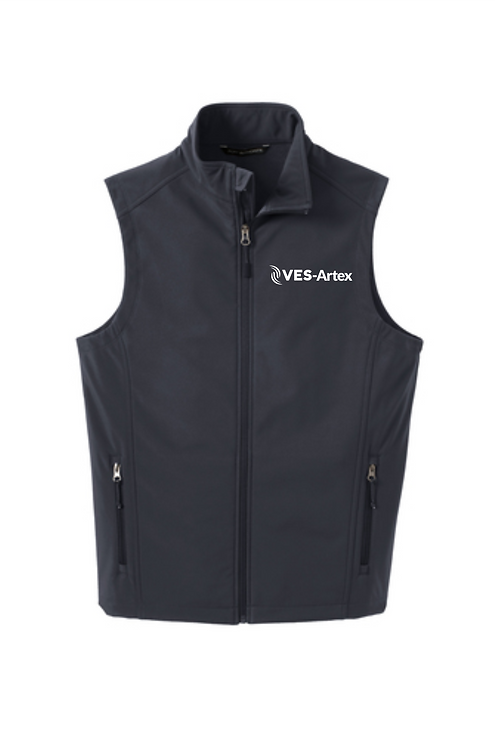 Men's Port AuthorityJ325 Core Soft Shell Vest