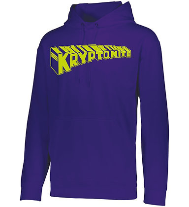 Personalized Wicking Fleece Hoodie