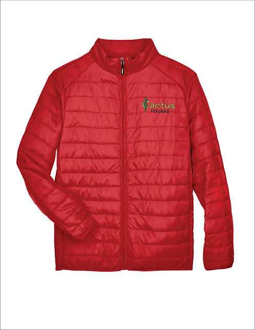 Men's Ash City Prevail Packable Puffer Jacket CE700