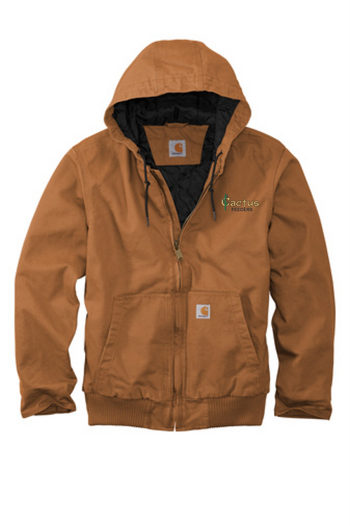 Carhartt Washed Duck Active Jac 04050