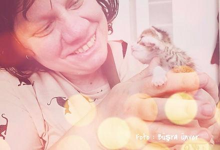 Hayvan Hemşiresi, Gönüllü Hayvan Kurtarıcısı, Vetnurse Mine Vural