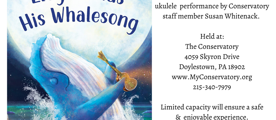 Story Book Concert: Lloyd Finds His Whalesong