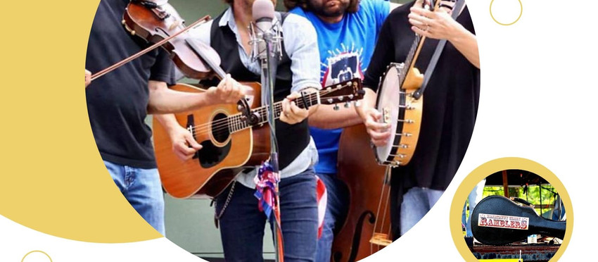 Live From The Conservatory:  The Manatawny Creek Ramblers!