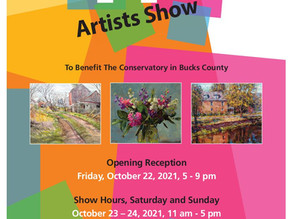 11th Annual Traditional Artists Show at The Conservatory!