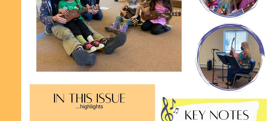 Keeping Tempo Newsletter:  Issue 9