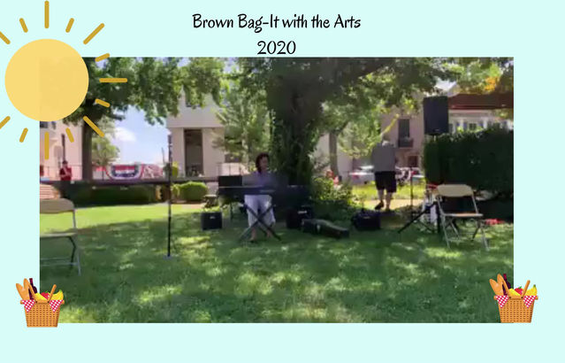 Brown Bag It with the Arts 2021! (details below)