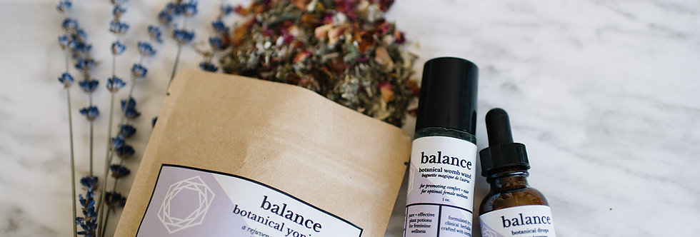 Balance Bundle: Fertility Ritual Trio