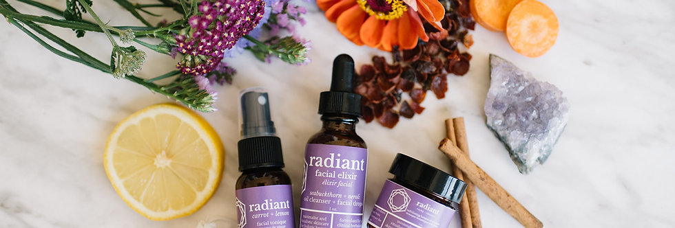 The Radiant Collection Mini Kit