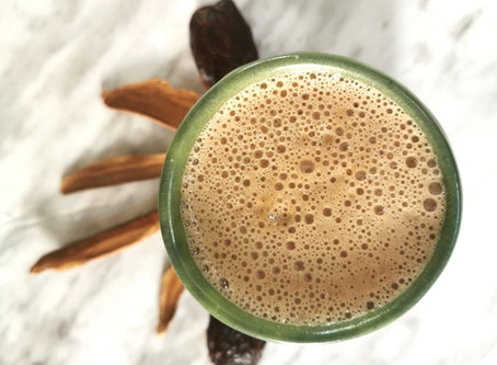 Recipe: Mushroom Tea, Adaptogenic Chai